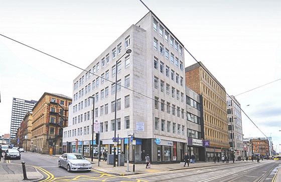 Mosley Street MANCHESTER CITY Office Image