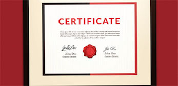 Virtual Office Inauguration Certificate